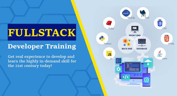 Full Stack Developer Training